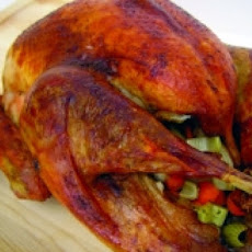 Orange Chili Roasted Turkey