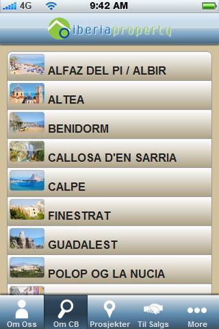 【免費生活App】Iberia Property-APP點子