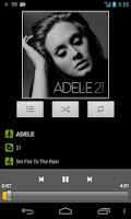 Screenshot of Music Player Download Paradise