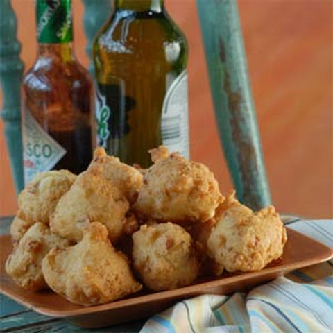 Clam Fritters