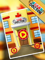 Screenshot of Little Ear Doctor - Fun Game