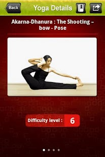 Yoga Step by Step - screenshot