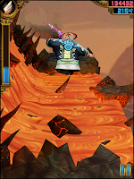 Screenshot of Spirit Run