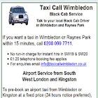 Taxi Call Wimbledon icon