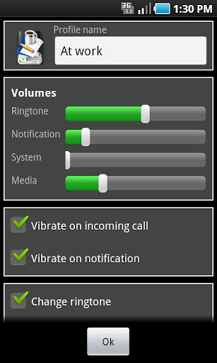【免費音樂App】Audio Profile for Android-APP點子