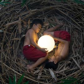 abcde by Jhonny Yang - Babies & Children Children Candids