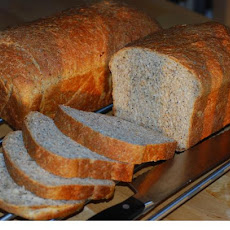 Sesame-Sunflower-Poppy-Flax Seed Buttermilk Bread!