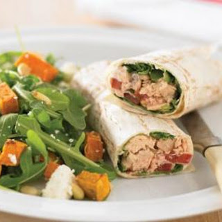 Sweet Potato Wraps