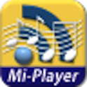 Mi-Player icon