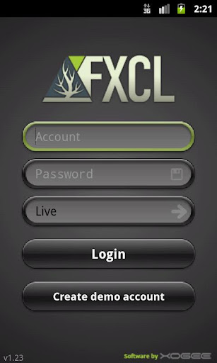FXCL Mobile