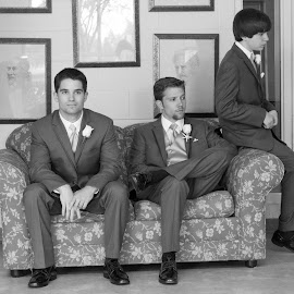 Tepper boys by Cami Tepper - Wedding Groom