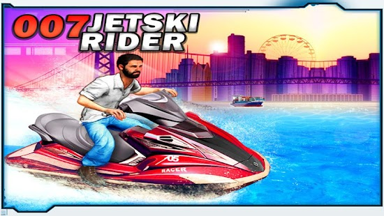 007 JetSki Rider ( 3D Racing ) - screenshot