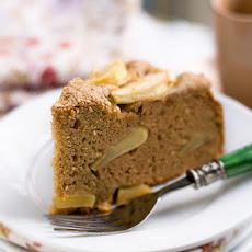 Gluten-Free Coconut Flour Apple Cake