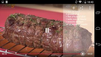 Screenshot of 750g - 77 000 recettes