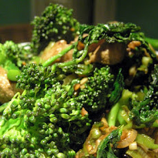 Broccoli with Ginger
