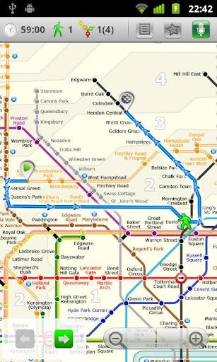 London tube Metro 24