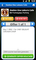 Screenshot of iGotDiscount Malaysia Android