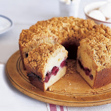 Almond-Berry Coffee Cake