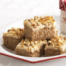 Apple Butter Spice Bars