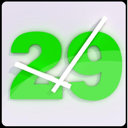 Clock 29 Widgets LOGO-APP點子