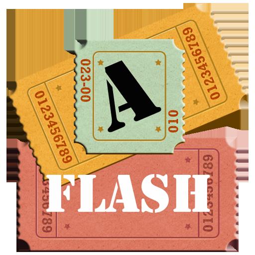 Awesome Flash Widget