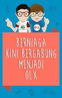Screenshot of berniaga.com