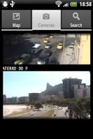 Screenshot of Brazil Traffic Cameras