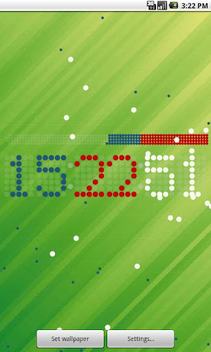 【免費個人化App】Clock with bouncing balls-APP點子