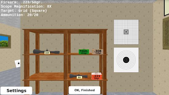 Target Shooting Practice apk screenshot