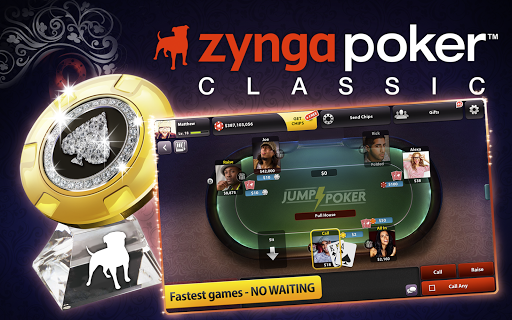 Zynga Poker Classic TX Holdem - screenshot