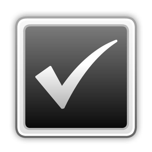Checklist 生產應用 App LOGO-硬是要APP