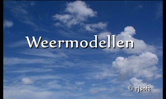 Screenshot of Weermodellen lite