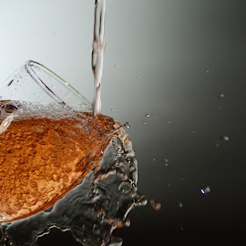 practice water splash by Indra Wijaya - Food & Drink Alcohol & Drinks