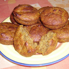Pumpkin Muffins (Gluten-Free and Vegan)
