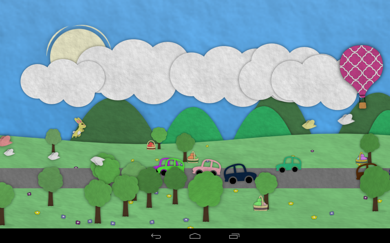 Paperland Pro Live Wallpaper Screenshot 12