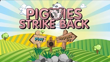 Screenshot of Piggies Strike Back