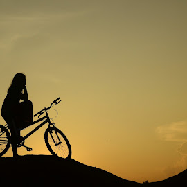 by Zai Hasra - Transportation Bicycles