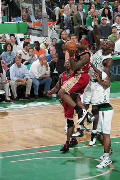2008 NBA Playoffs R2G5 Homecourt Advantage Is The Key