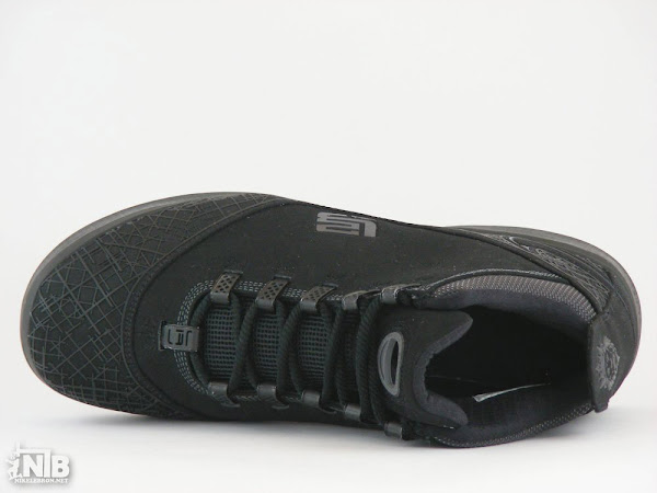 Upcoming Nike Zoom Soldier II BlackAnthracite Pics