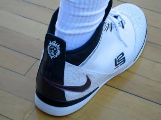 LeBron James 8220Olympic Tour8221 at Nike World Headquarters