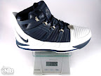 lebron3 white navy ounce Weightionary
