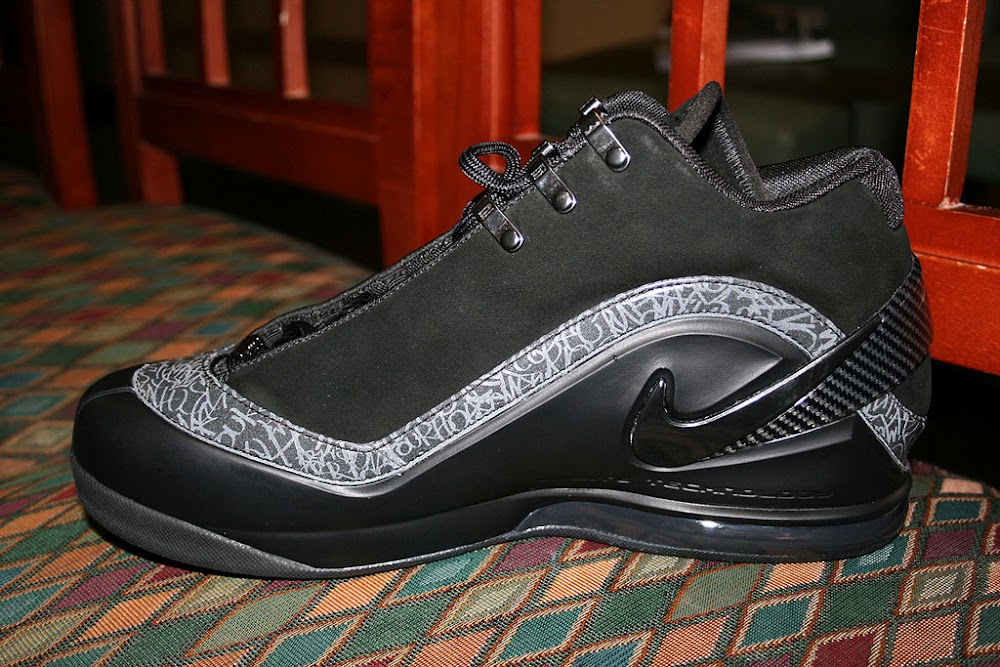 ... First Stage Nike Zoom LeBron VI Sample Detailed Look ... df576ded3