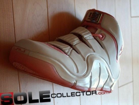 Ultra Rare Nike Zoom LeBron IV Gloria Pink Player Exclusive