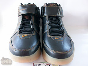 lbj2 pe brown gum2 04 Two Versions of Rare Gum Nike Zoom LeBron II PE