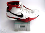 nike kobe 1 ounce Weightionary