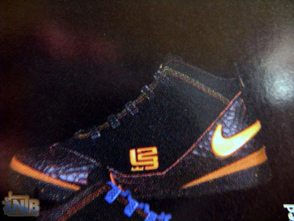 Two Unseen Nike Soldier 2s 8211 Hardwood Classic and Lava