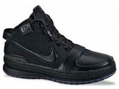 Zoom LeBron VI BlackAnthracite Catalog Picture