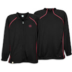 news eastbay 86076010 z lebron vi knit jacket LeBron James Nike Zoom LeBron VI Apparel 2008 09