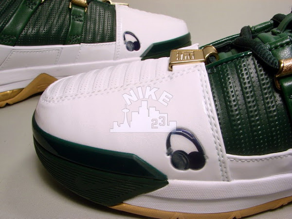 The LEBRONS 8211 8220Kid8221 Nike Zoom LeBron III Showcase