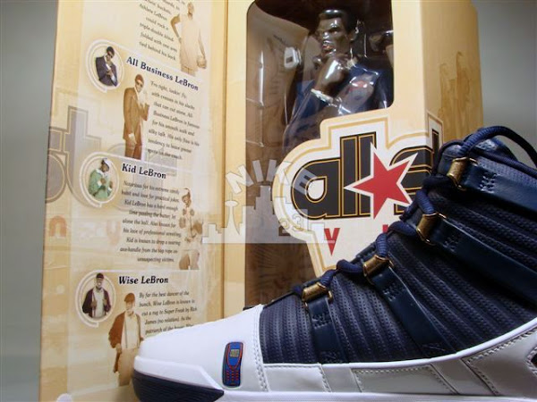 The LEBRONS 8211 8220Business8221 Nike Zoom LeBron III Showcase